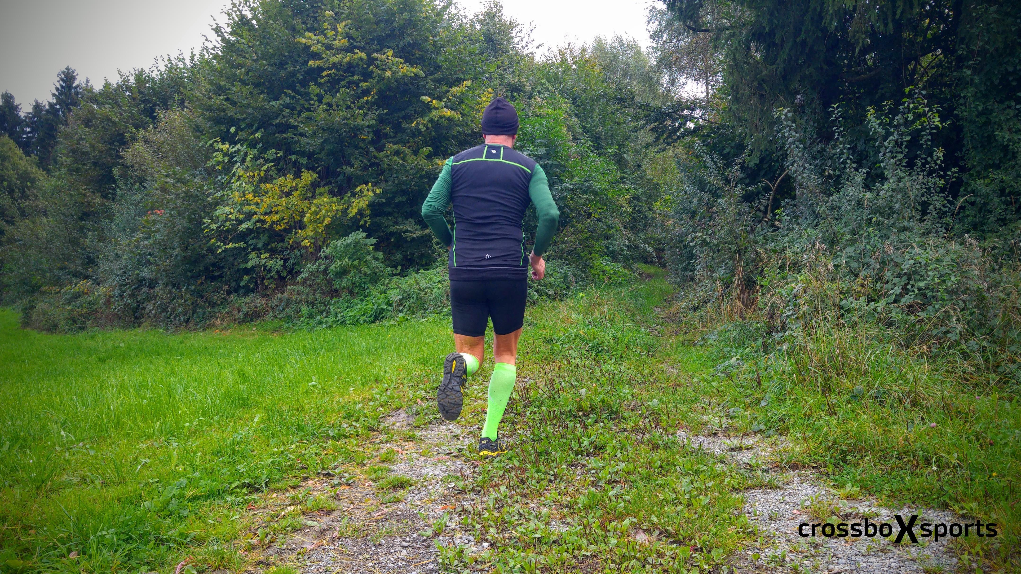 361° Ortega - einfacher Trail